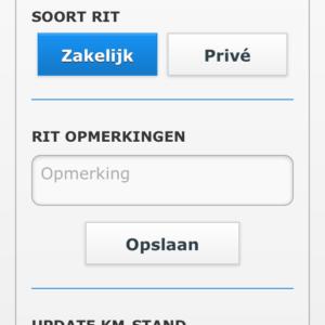 app-kilometerregistratie